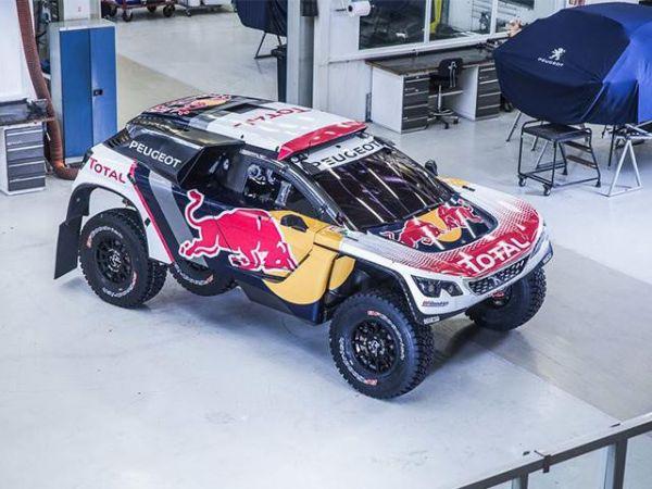 Dakar 2017: Peugeot, wer sonst?