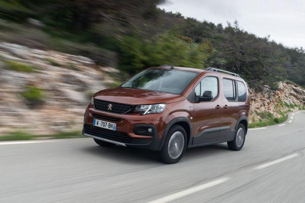 Peugeot Rifter – ouverture des commandes