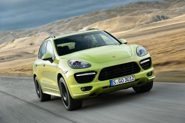 Porsche : Forme SUV, conduite sport: le Cayenne GTS version2