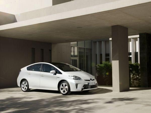 Umfangreiche Modellpflege für den Toyota Prius