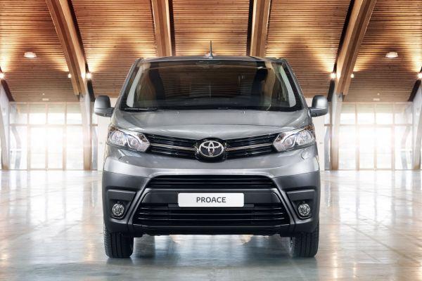 Nouveau Toyota Proace Van