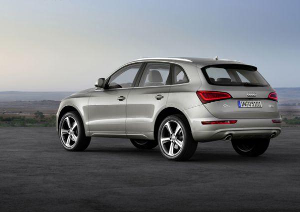 l'Audi Q5 remaniée