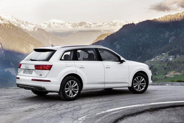 Neuer Audi Q7 als Effizienzdiesel