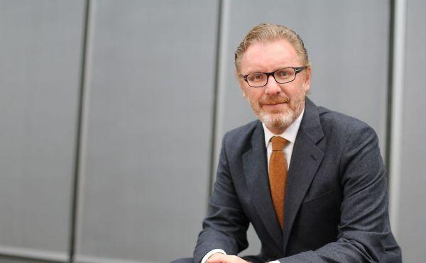 Nouveau Vice-Président d'INFINITI EMEA