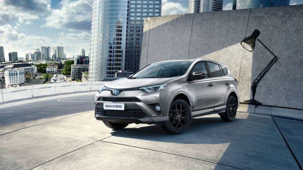 Toyota RAV4 Hybrid «Victory»