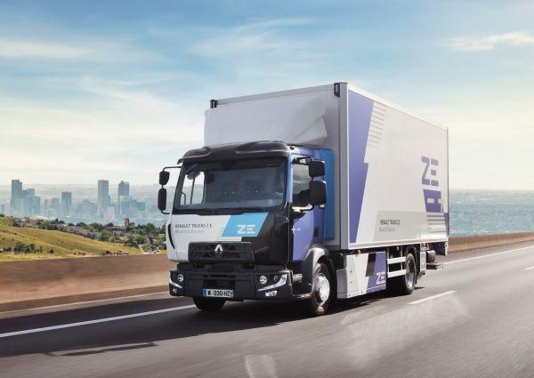 Renault Trucks électriifie toute sa gamme