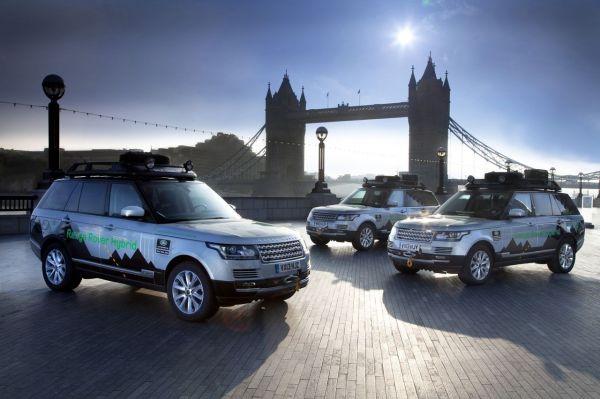 Land Rover commercialise ses premiers modèles Range Rover Hybrid