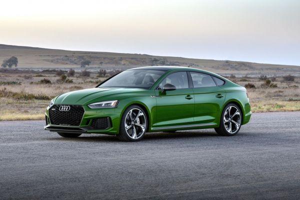 nouvelle Audi RS 5 Sportback