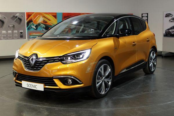 Renault:Nouveau Scenic et Grand Scenic
