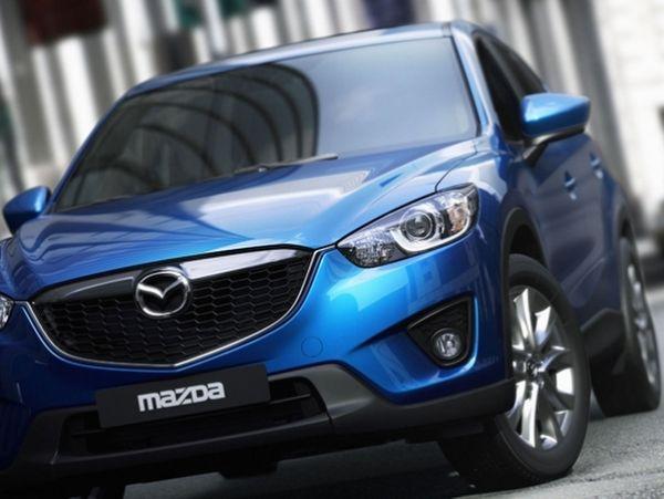 Mazda développe une résine spéciale, encore plus légère