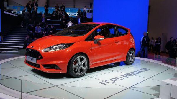Genfer Autosalon 2012 - Ford switzerland