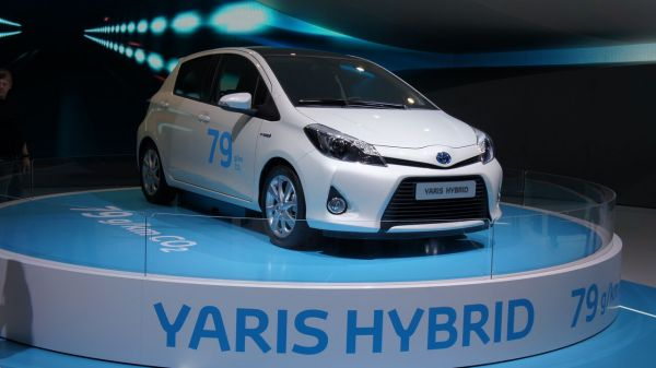 Salon de l'Auto de Genève 2012 - Toyota