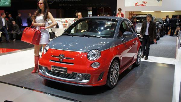 Fiat Group au salon de l'auto de genève 2012