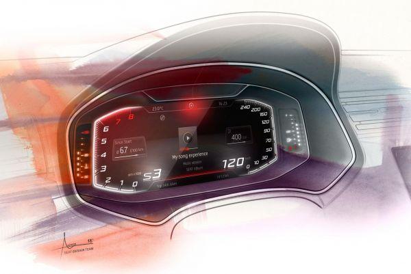 SEAT intègre son Digital Cockpit aux modèles Arona et Ibiza