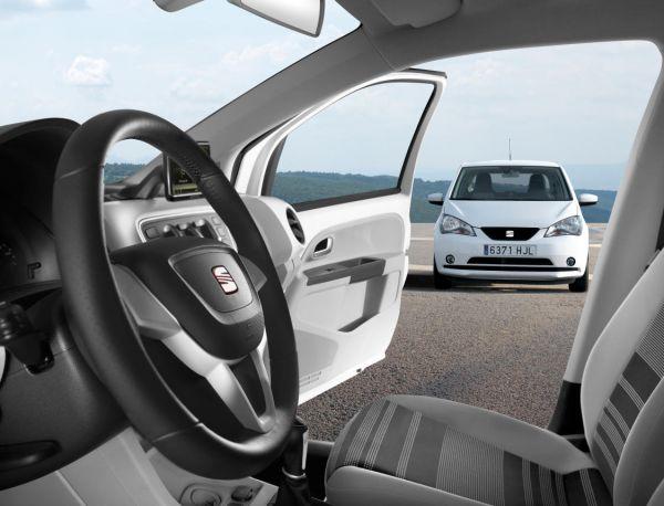 SEAT: Dix « Mii Budget » proposées sur le portail lifestyle « DeinDeal »