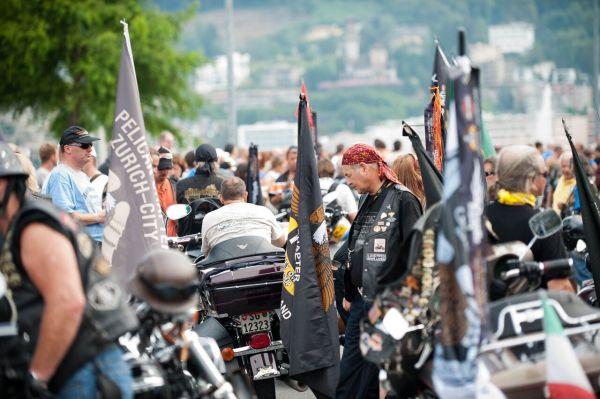 SWISS HARLEY DAYS 2012 – Mega Week end Harley à Brunnen
