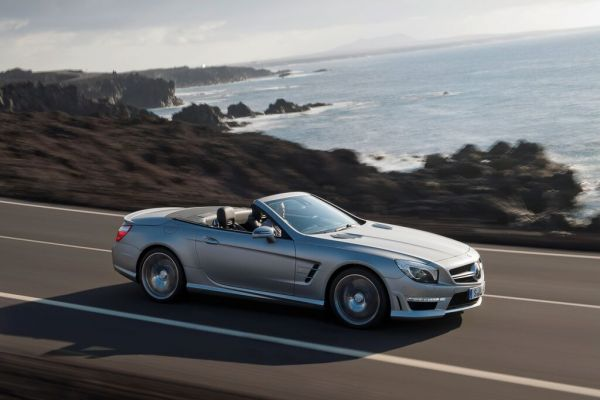 Mercedes-Benz SL 63 AMG, Neuauflage des High-Performance-Roadsters