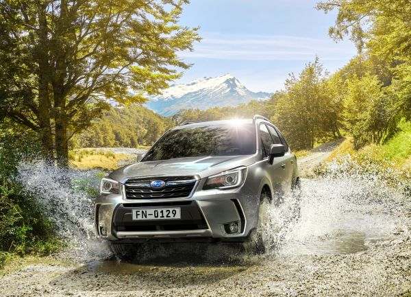 Subaru Forester AWD avec EyeSight