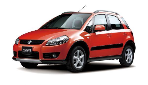 Suzuki SX4 4x4 jetzt mit 2,0 Liter Turbodiesel