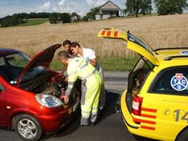 Bilan TCS des pannes routières: nombreuses pannes en 2010