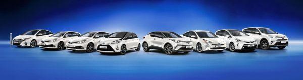TOYOTA: Plus de 12 millions de véhicules hybrides vendus