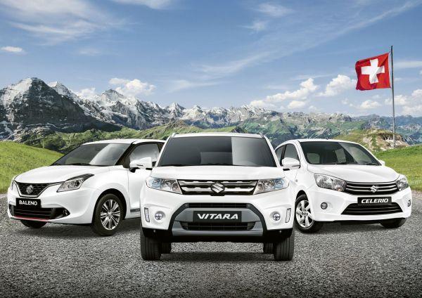 Suzuki: nouveaux  modèles spéciaux Tradizio