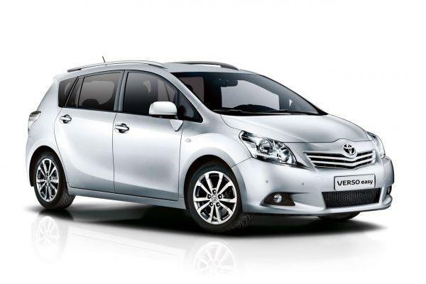Sondermodell: Toyota Verso «easy»
