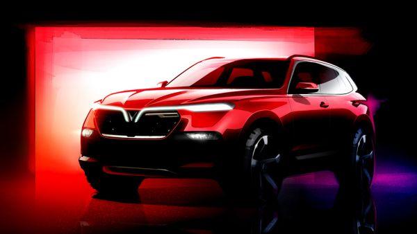VinFast, le premier constructeur automobile vietnamien, dévoile sa berline et son SUV