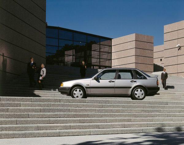 Volvo 440 : un modèle visionnaire qui fête ses trente ans