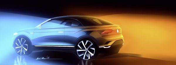 Volkswagen confirme le T-Roc Cabriolet