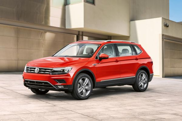 Le nouveau VW Tiguan «Allspace»