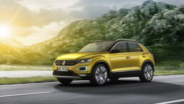 Volkswagen: le nouveau T-Roc
