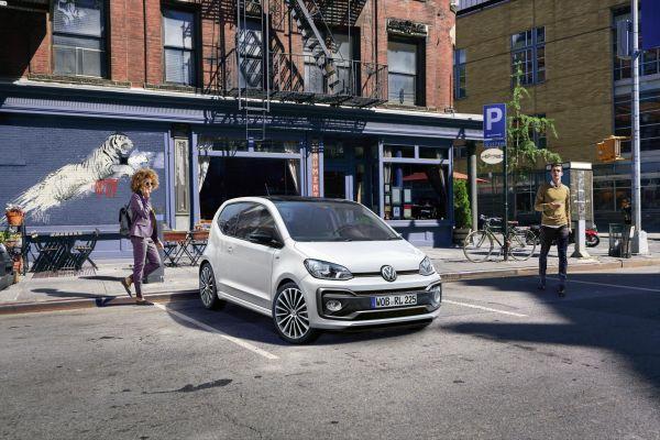 VW: pack extérieur R-Line est disponible pour la up!