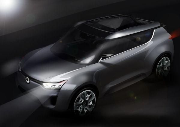 SsangYong sera présent avec trois premières mondiales au Salon de l'automobile de Genève