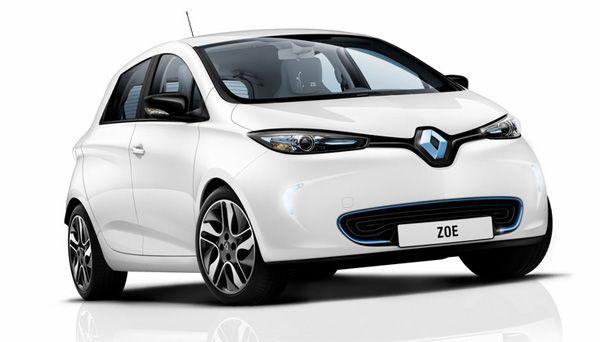 Renault et l'électricité