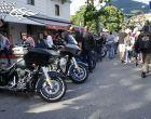 LA Famille Harley en vacances aux HD days 2017 Lugano