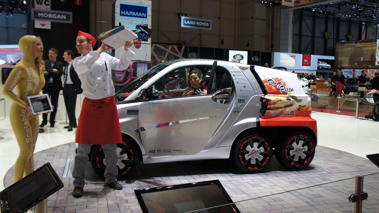 Salon de l 39 auto gen ve 2012 road and motors - Salon de l auto calais ...