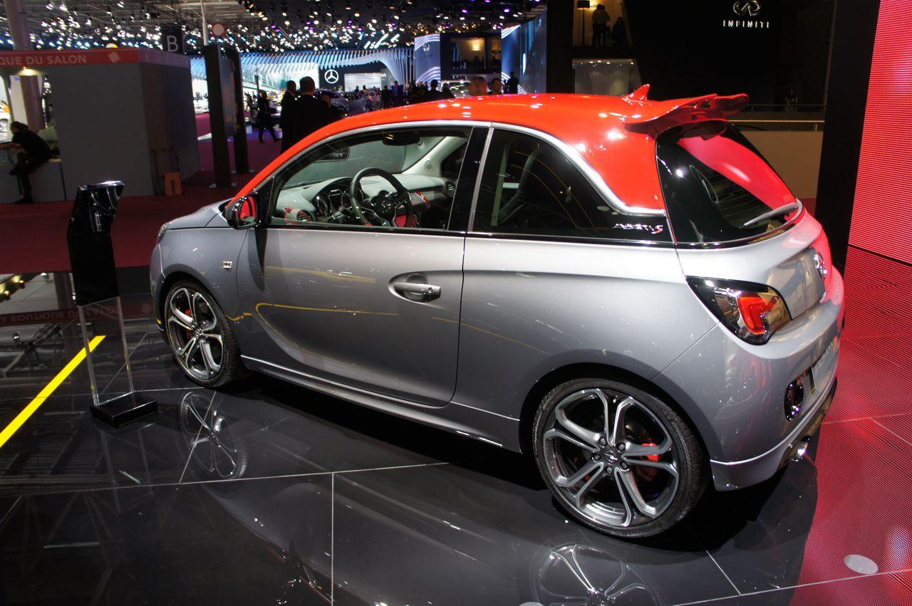 Opel am mondial de paris 2014 road and motors for Garage opel paris 12