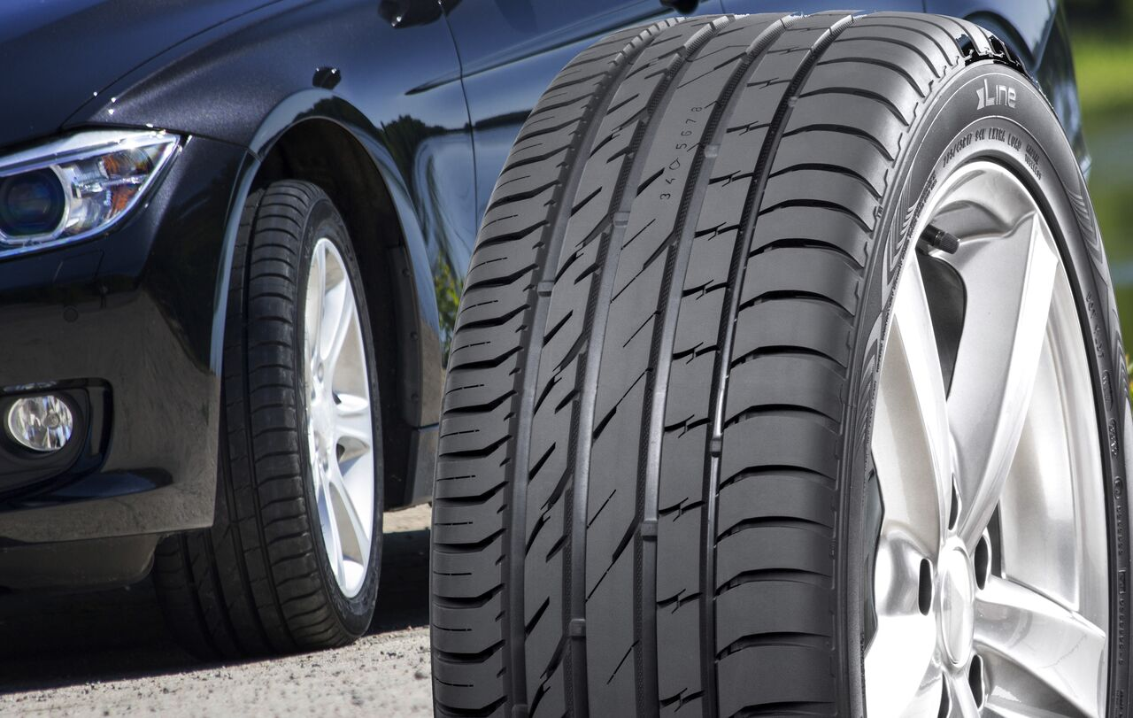 nokian premier l issue du test pneus t 2013 r alis par la revue automobile allemande auto. Black Bedroom Furniture Sets. Home Design Ideas