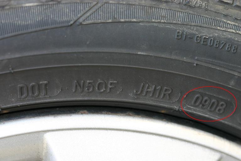 test tcs les vieux pneus ne sont pas s rs road and motors. Black Bedroom Furniture Sets. Home Design Ideas